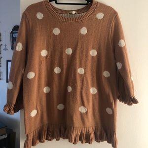 Urban Day XL polka dot sweater